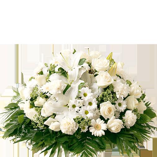 Fleurs deuil Pure