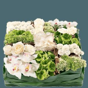 Fleurs deuil Requiem Deuil