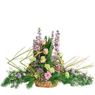 Fleurs deuil Bocage Deuil