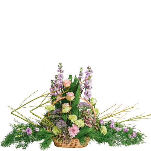 Fleurs deuil Bocage