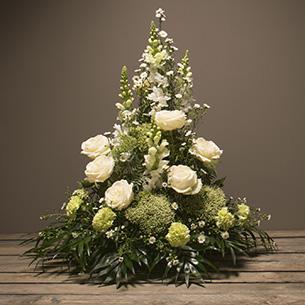 Fleurs deuil Elégance Deuil