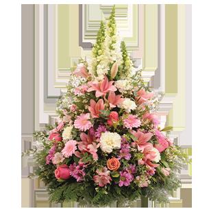 Fleurs deuil Compassion Deuil