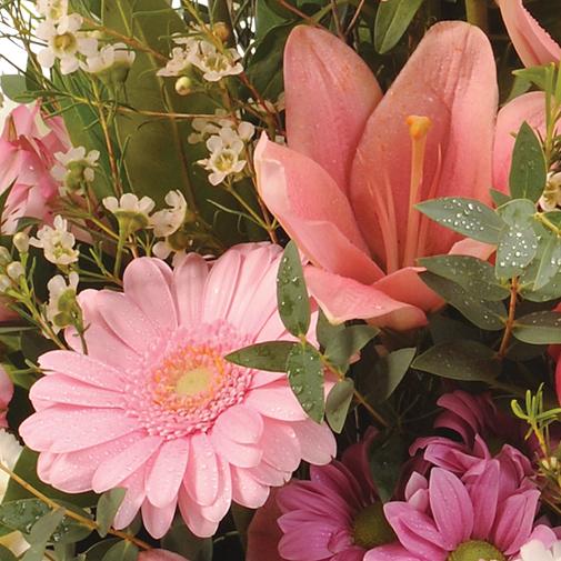 Fleurs deuil Compassion