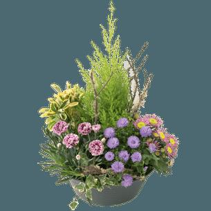 Fleurs deuil Bosquet Deuil