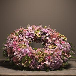 Fleurs deuil Trinité Deuil