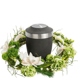 Fleurs deuil Athanée Deuil