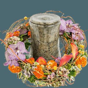 Fleurs deuil Aphélie Deuil