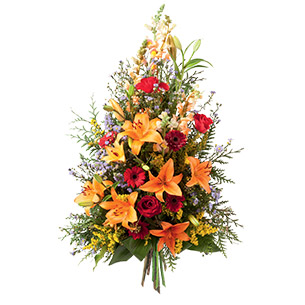 Fleurs deuil Symphonie Deuil