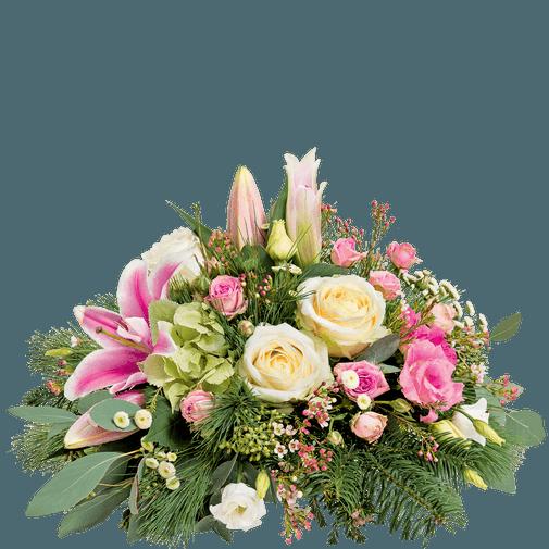 Fleurs deuil Aria