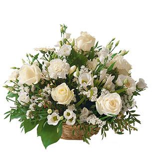 Fleurs deuil Cérémonie Deuil