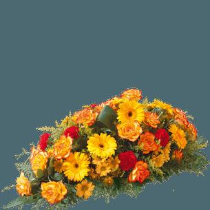 Fleurs deuil Hélios Deuil