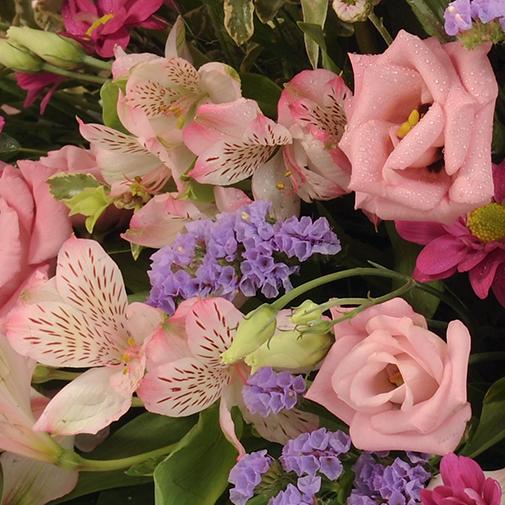 Fleurs deuil Condoléance