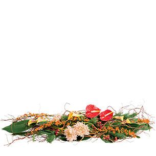 Fleurs deuil Opus Deuil
