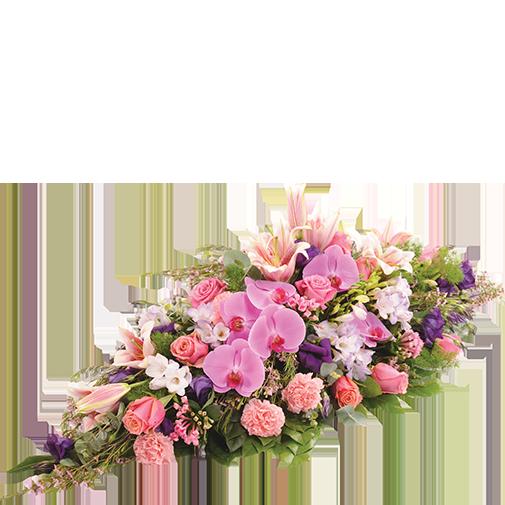 Fleurs deuil Témoignage