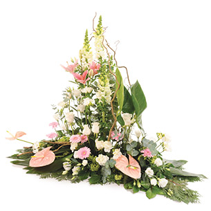 Fleurs deuil Maestro
