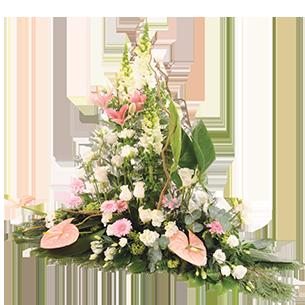 Fleurs deuil Maestro Deuil