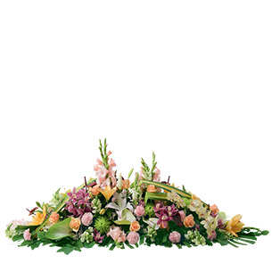 Fleurs deuil Hymne