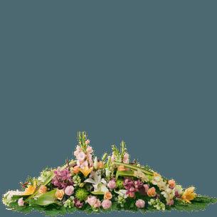Fleurs deuil Hymne Deuil
