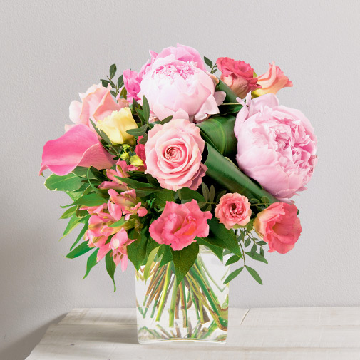 Bouquet de fleurs Bouquet de l'amour
