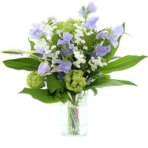 Bouquet de fleurs Bonne étoile