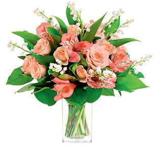 Bouquet de fleurs Gri gri