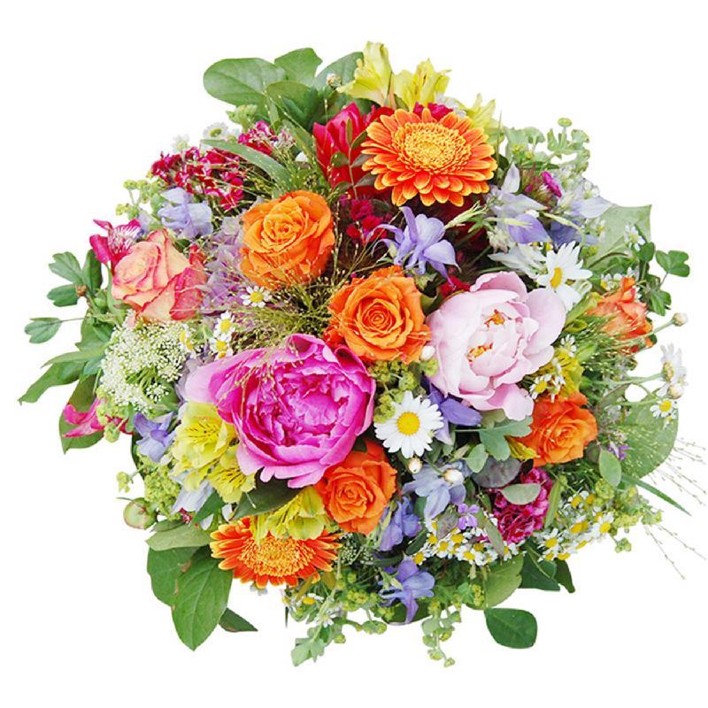 Bouquet de fleurs Happy Day!