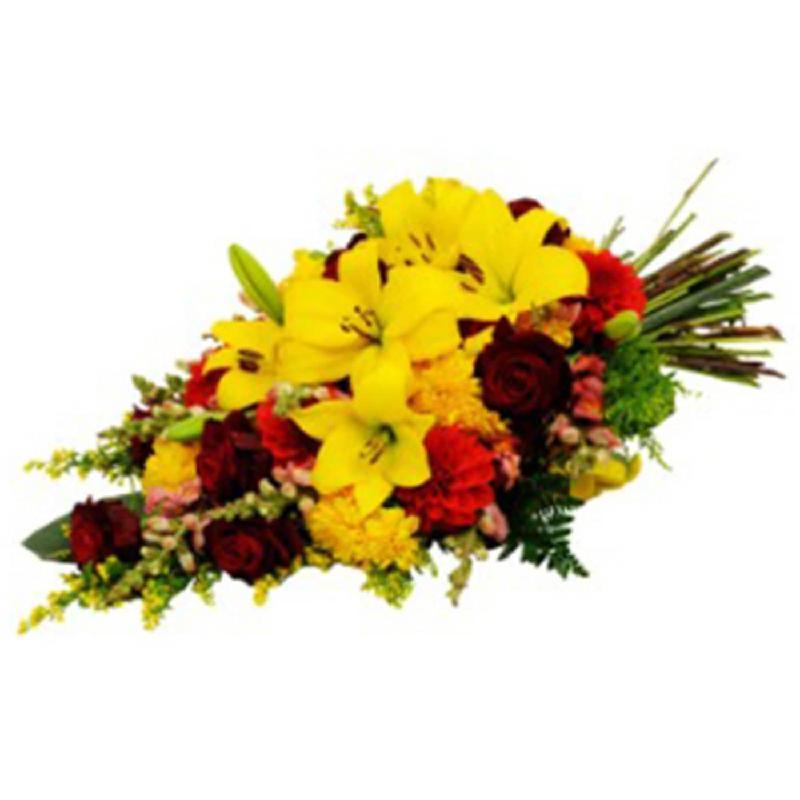 Bouquet de fleurs A last Goodbye