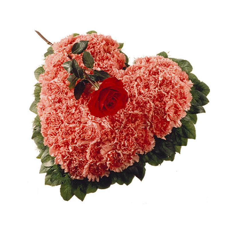 Bouquet de fleurs Never forgotten in love