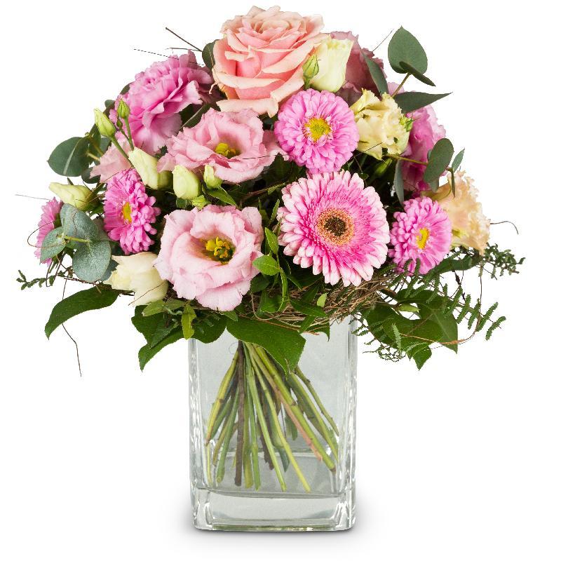 Bouquet de fleurs Little princess