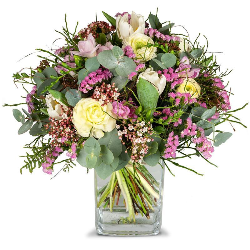 Bouquet de fleurs Tender Spring Greetings