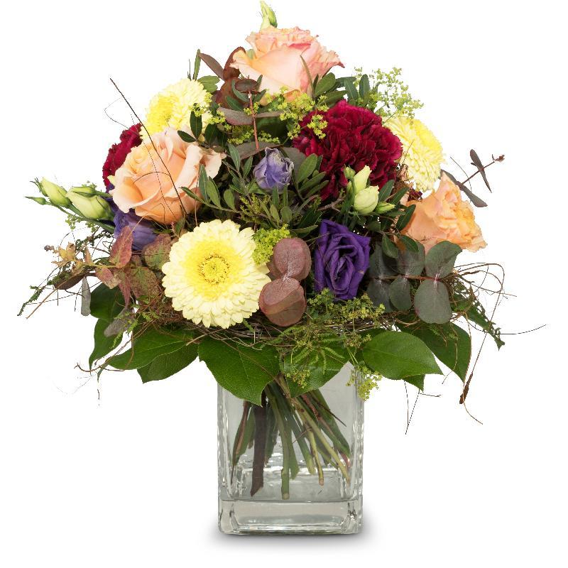 Bouquet de fleurs Colorful flower dream