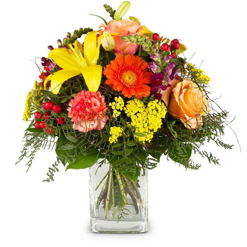 Bouquet de fleurs Summer Star