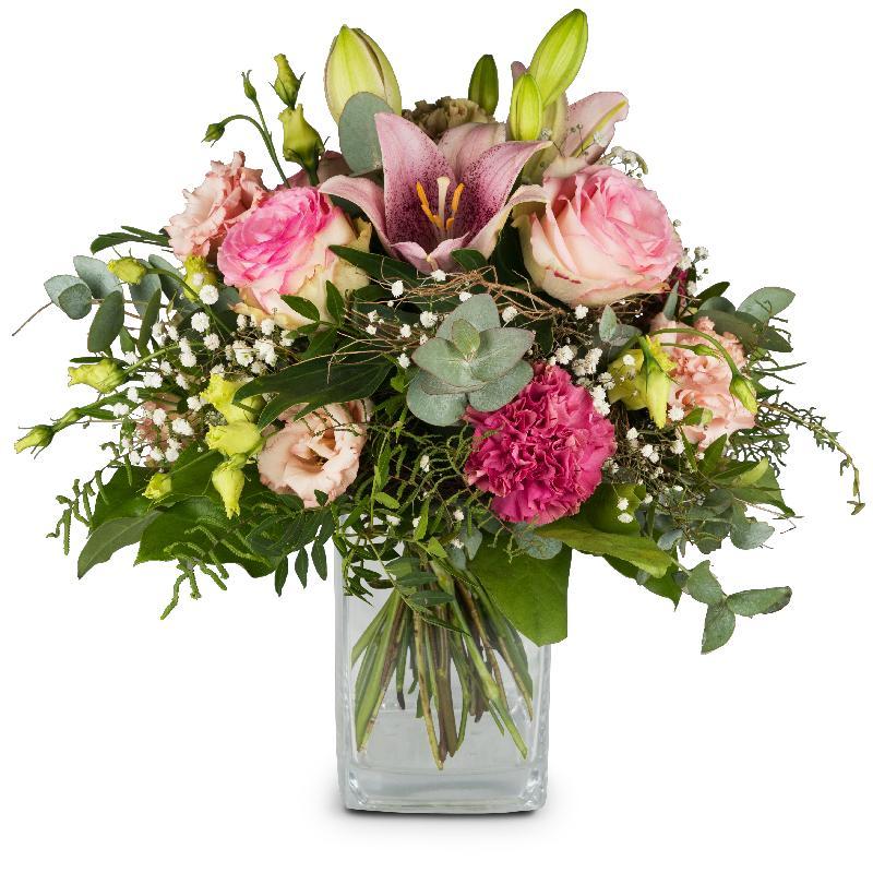 Bouquet de fleurs Lily Magic