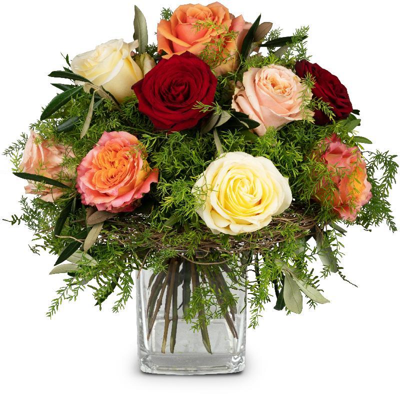 Bouquet de fleurs Fairy Tale of Roses