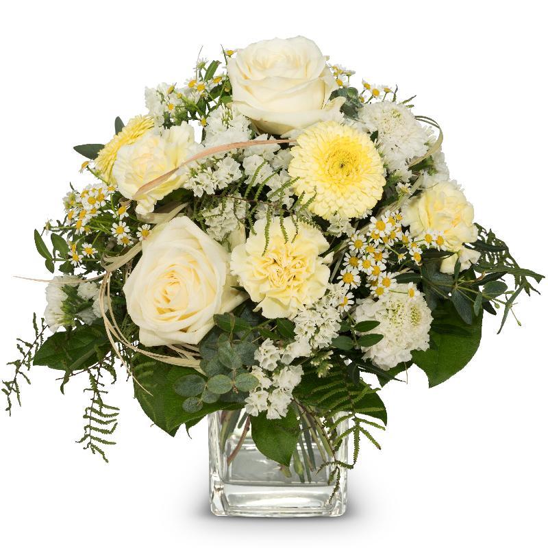 Bouquet de fleurs Natural lightness