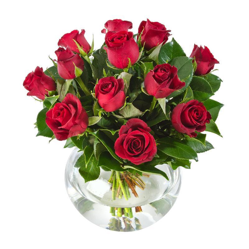 Bouquet de fleurs Eternal Love
