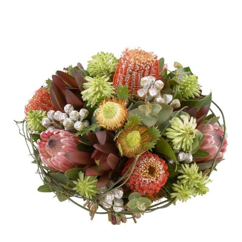 Bouquet de fleurs Bush Beauty