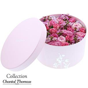 Bouquet de fleurs Glam'roses Naissance