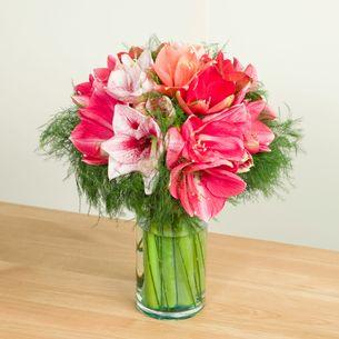 Bouquet de fleurs Brassée d'amaryllis