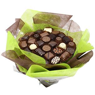 Fleurs et cadeaux Bouquet de chocolats Anniversaire