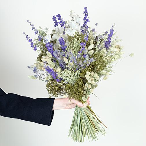 Bouquet de fleurs Evasion Céleste