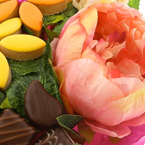 Fleurs et cadeaux Pivoine gourmande