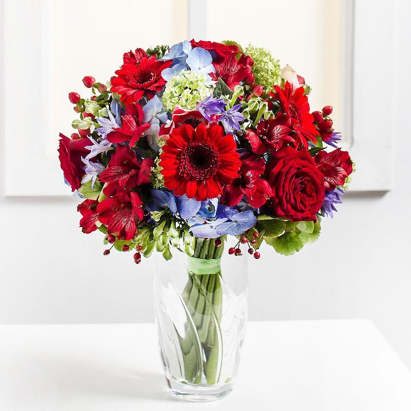 Bouquet de fleurs For Shining Woman
