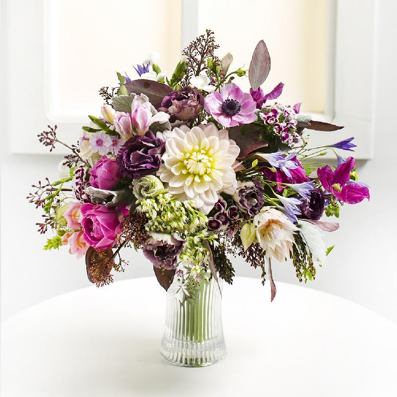 Bouquet de fleurs For Delicate Woman
