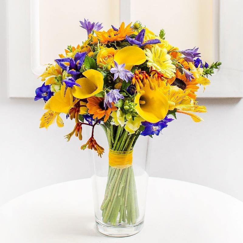 Bouquet de fleurs Bright Mood