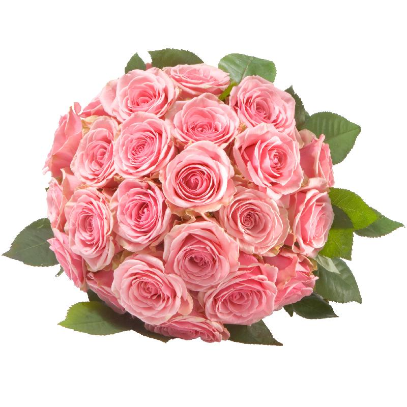Bouquet de fleurs Pearl of Roses in Pink
