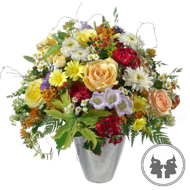 Bouquet de fleurs Bouquet Gemini (21.05. - 21.06.)