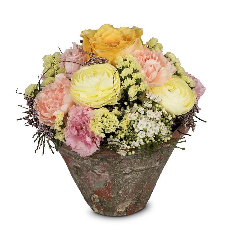 Bouquet de fleurs Delicate spring poetry