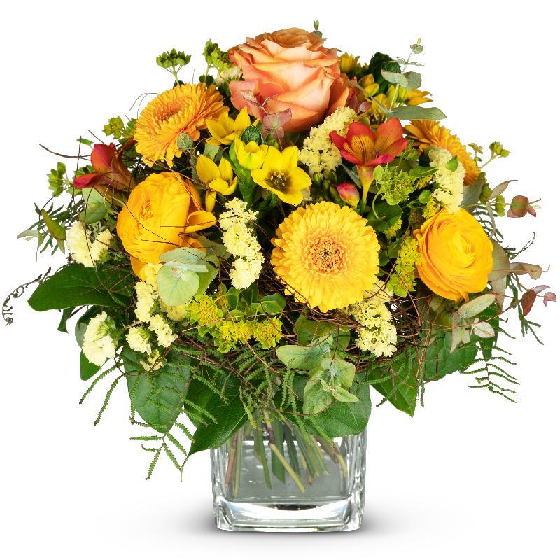 Bouquet de fleurs Sunny Spring Bouquet