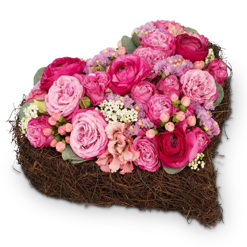 Bouquet de fleurs Dearest Heart